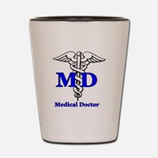 Doctor Shot Glass