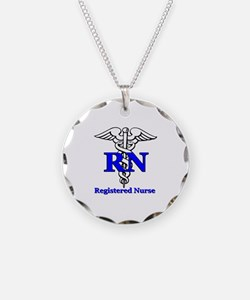 Registered Male Nurse Necklace