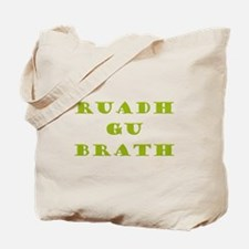 Gaelic Redheads Forever Green Tote Bag