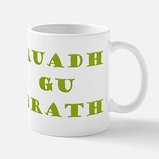 Gaelic Redheads Forever Green Mug