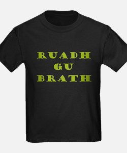 Gaelic Redheads Forever Green T