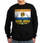 San Jose Pride Sweatshirt (dark)