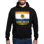 San Jose Pride Hoodie (dark)