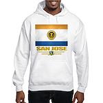 San Jose Pride Hooded Sweatshirt