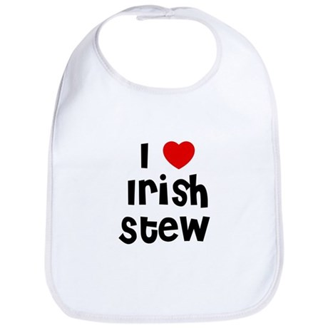 I * Irish Stew Bib
