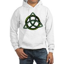 Triquetra Green Hoodie