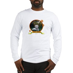 Lab puppy Hunter Long Sleeve T-Shirt