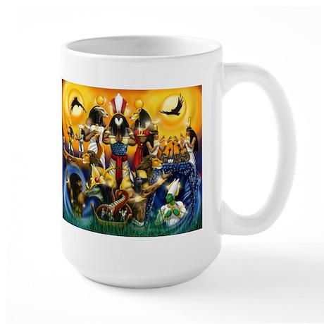 Best Seller Egyptian Large Mug