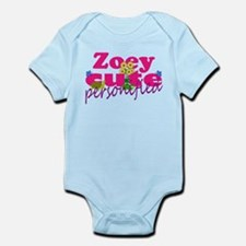 Cute Zoey Infant Bodysuit