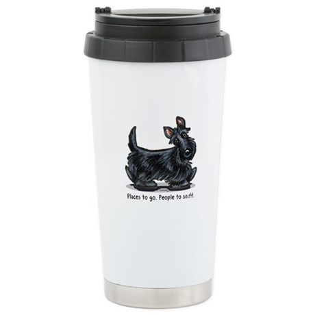 Scottie Places Ceramic Travel Mug