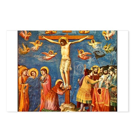 Giotto The Crucifixion Postcards (Package of 8)