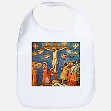 Giotto The Crucifixion Bib