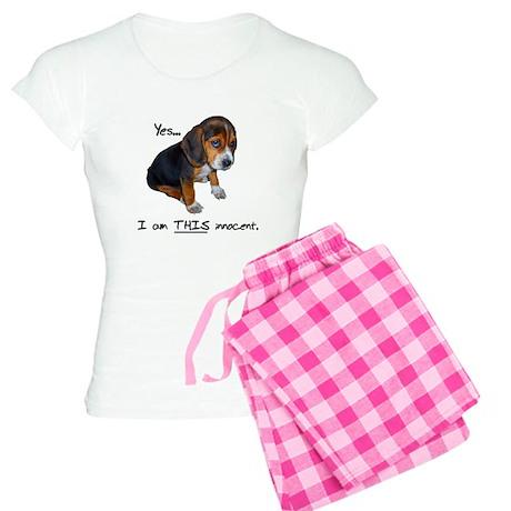 Innocent Puppy Women's Light Pajamas