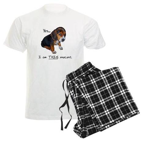 Innocent Puppy Men's Light Pajamas