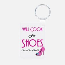 Cook For Shoes Keychains