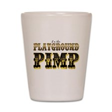 Playground Pimp Shot Glass