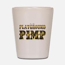 Playground Pimp Shot Glass