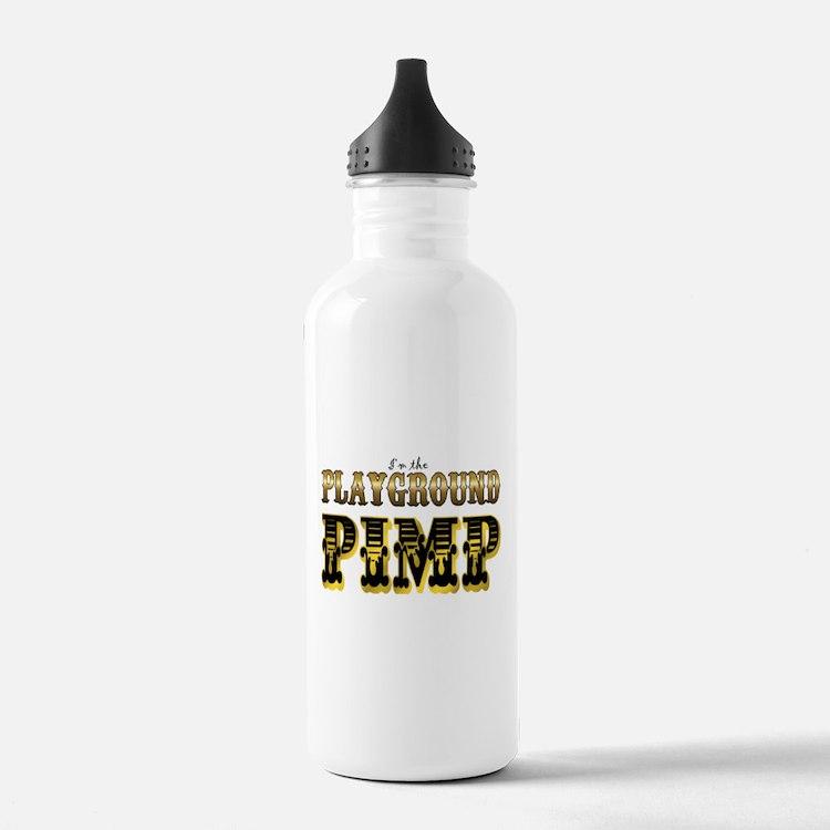Playground Pimp Water Bottle