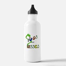 Hugs And Kisses For Boys Water Bottle