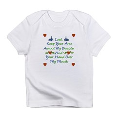 Lord Help Me Infant T-Shirt