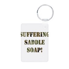 Suffering Saddle Soap Keychains