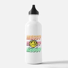 Messy Water Bottle
