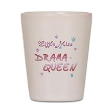 Little Drama Queen Shot Glass