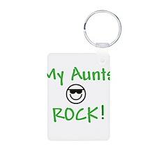 My Aunts Rock Keychains