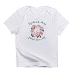 Pretty Like Mommy Infant T-Shirt