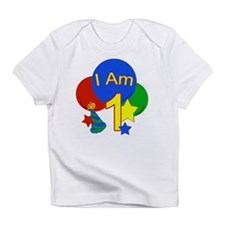 Cute Colored Infant T-Shirt
