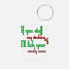 Cute Candy cane Keychains