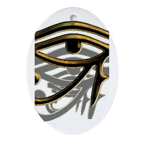 Best Seller Egyptian Ornament (Oval)