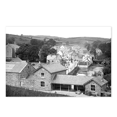 Pettigo in 1880 Postcards (Package of 8)