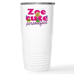 Cute Zoe Travel Mug