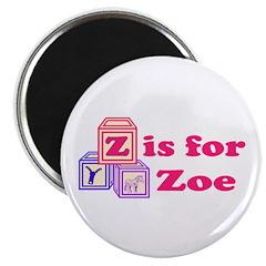 Baby Blocks Zoe 2.25