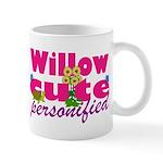 Cute Willow Mug