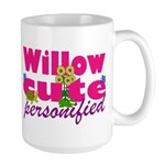 Cute Willow Large Mug