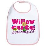 Cute Willow Bib