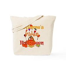 First Halloween Vivienne Tote Bag