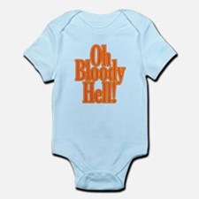 Oh Bloody Hell! Infant Bodysuit