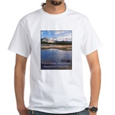 Tuolumne Meadows t-shirt--white