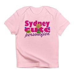 Cute Sydney Infant T-Shirt
