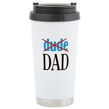 dude/DAD Travel Mug