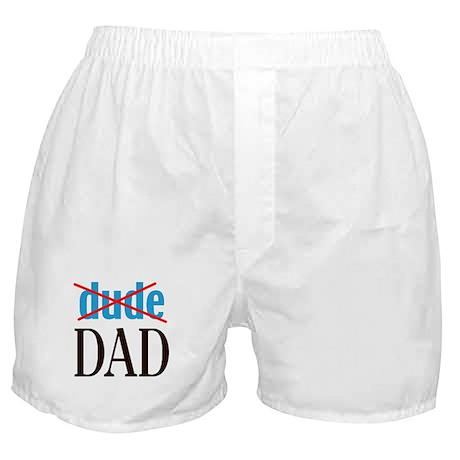 dude/DAD Boxer Shorts