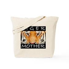 Tiger Mother Tote Bag