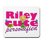 Cute Riley Mousepad