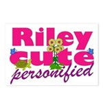 Cute Riley Postcards (Package of 8)