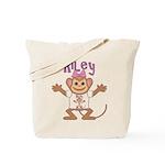 Little Monkey Riley Tote Bag
