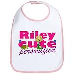 Cute Riley Bib