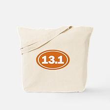 13.1 burnt orange Tote Bag